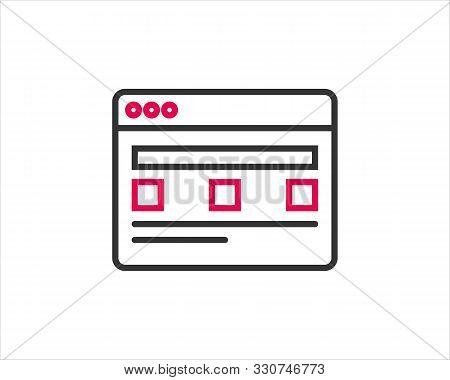 Browser Seo Web Icon Design For Web