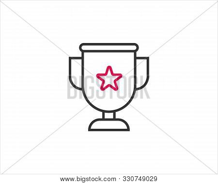 People Achievement Award Reputation Icon Design For Web