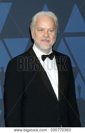LOS ANGELES - OCT 27:  Tim Robbins at the 11th Annual Governors Awards at the Dolby Theater on October 27, 2019 in Los Angeles, CA