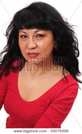 femininity portrait