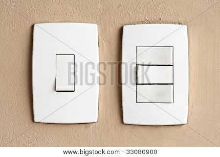 House wall plates