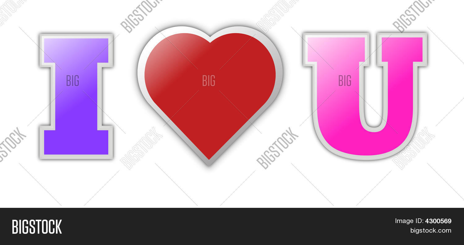 Colorful love you text heart symbol image photo bigstock colorful i love you text with heart symbol buycottarizona Image collections