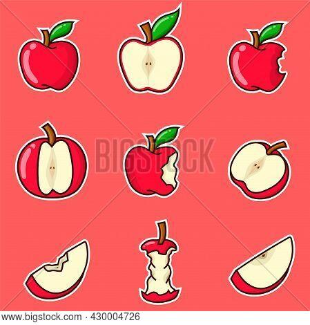 11 Apple Set