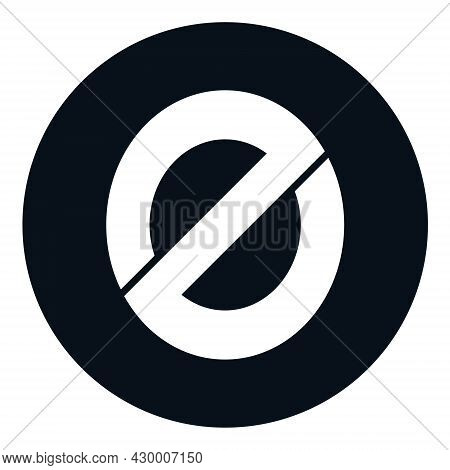 Origin Protocol Ogn Token Symbol Of The Defi Project Cryptocurrency Logo In Circle, Decentralized Fi