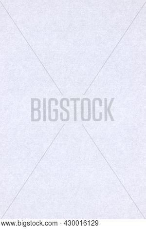 Clean Paper Background. Vegetable Parchment Decorative Paper Texture. Portrait Vertical Orientation.