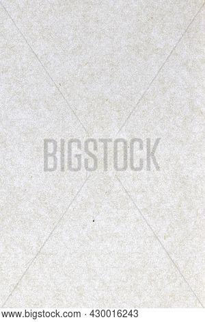 Decorated Vintage Paper Background. Decorative Kraft Paper Texture. Portrait Vertical Orientation.