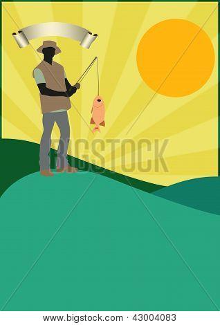 Fishing Background