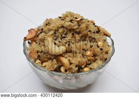 Panchagajjaya Is Sweet Dish Offered To Lord Ganesha During Ganesh Chaturthi Festival Celebration. Pr