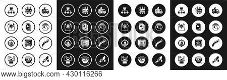 Set Tv News Car, Playing Cards, Thief Surrendering Hands Up, Mafia, Bandit, Dynamite Timer Clock, Po