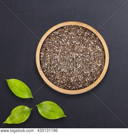 Salvia Hispanica - Organic And Healthy Chia Seeds