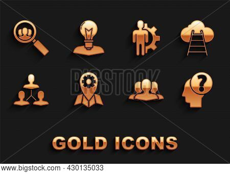 Set Location Job, Ladder Leading To Cloud, Human Head With Question Mark, Users Group, Project Team