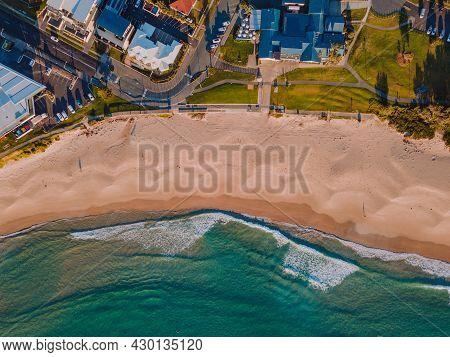 Mollymook Beach During Sunrise, South Coast, Nsw, Australia.