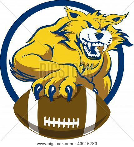 Bobcat_with_football