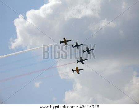 L-39 Russian Fighters