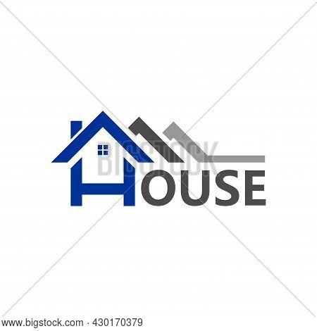 House Logo. House Icon. House Icon Vector Isolated On White Background. House Icon App. House Icon W