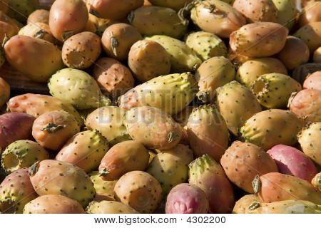 Fruits On A Farmer Market
