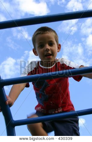 Playground Boy 5