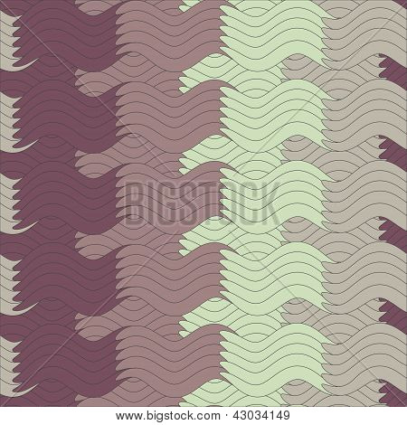 colorful abstract pattern, waves background