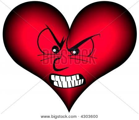 Very Angry Heart