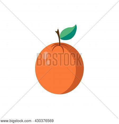 Passion Fruit Icon. Simple Element From Fruits Collection. Creative Passion Fruit Icon For Web Desig