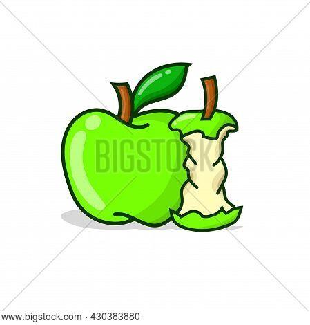 12 Green Apple Set