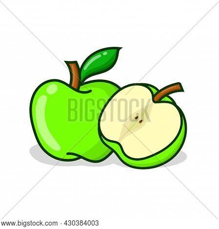 13 Green Apple Set