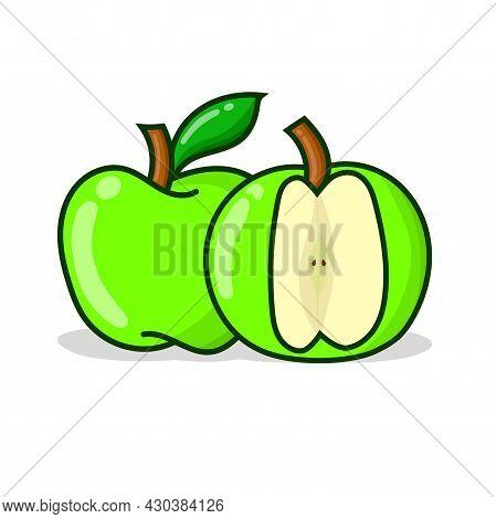 14 Green Apple Set