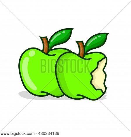 15 Green Apple Set