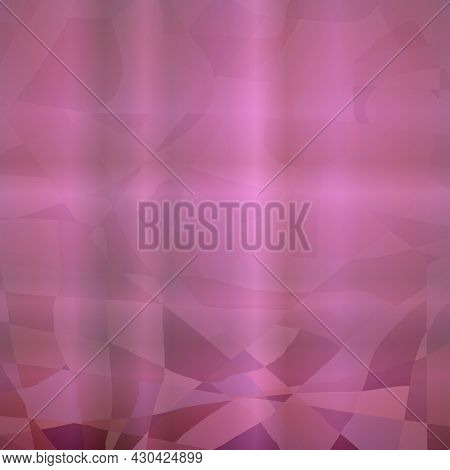 A Multi Pastel Patchwork Background Faded From Top To Bottom