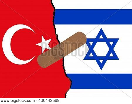 Restoring Relations Between Turkey And Israel. A Plaster That Binds The Crack In Relations.