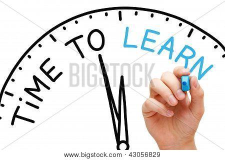 Zeit zu lernen