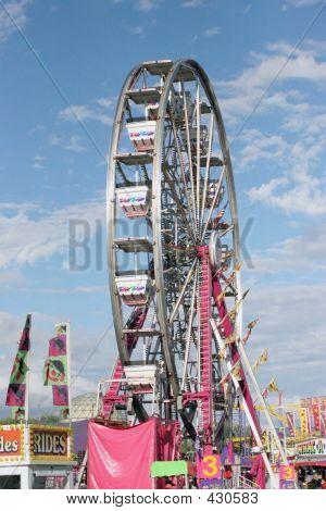 Ferris Wheel F
