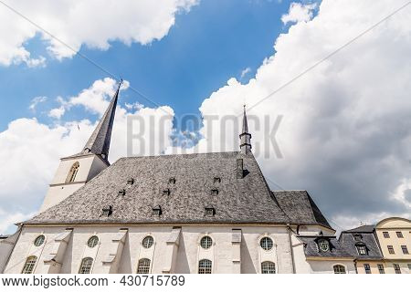 Church St. Peter And Paul Or Herder Church In Weimar, Thuringia, Germany