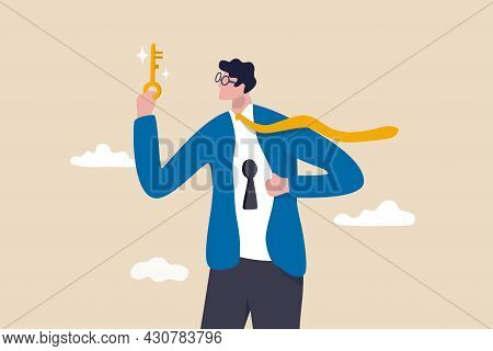 Unlock True Potential, Your Ideal Self To Success In Career Or Business, Secret Mind Or Skill To Sol