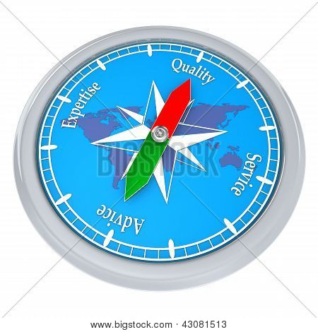 Compass Quality Advice