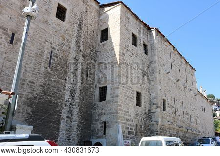 Traditional Ottoman Building In Safranbolu City, Turkey.