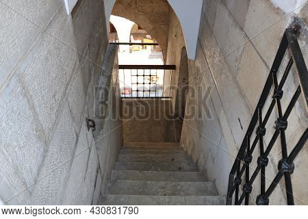 Ottoman Caravanserai Cinci Han In Safranbolu, Turkey.