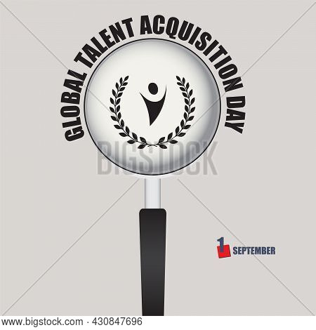 The Calendar Event Is Celebrated In September - Global Talent Acquisition Day