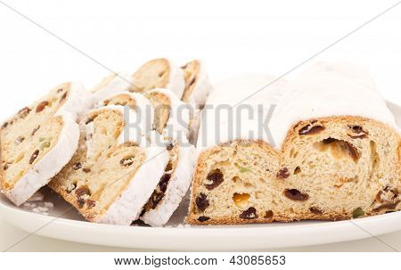 Stollen For Christmas
