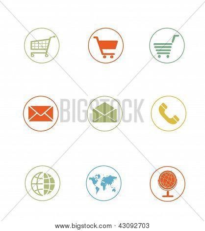 Icon Sets Professionally Designed - Ecommerce - Part 3
