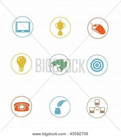 Icon Sets Professionally Designed - Part 1