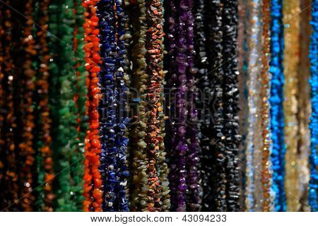 poster of Shining beads