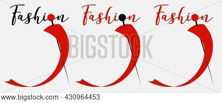 Logo For A Fashionable Sewing Workshop Or Shop