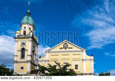 St. Joseph Is A Roman Catholic Church Located In Maxvorstadt, Munich, Bavaria, Germany.