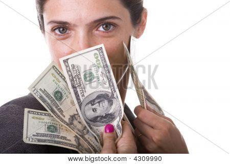 Millionaire Businesswoman