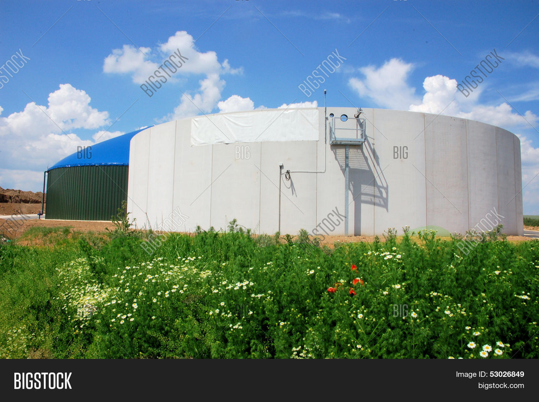 Biomass Energy Plant Image & Photo (Free Trial) | Bigstock