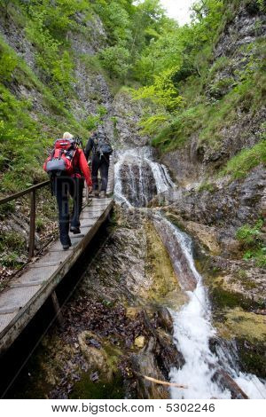 Hiking In Mala Fatra, Slovakia