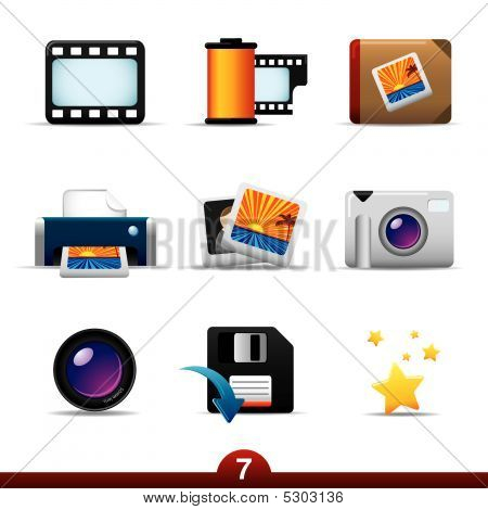 ICO-Serien Fotografie