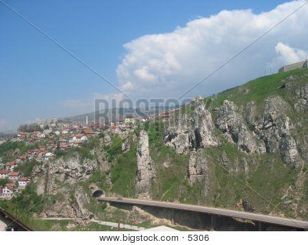 Sarajevo Entrance
