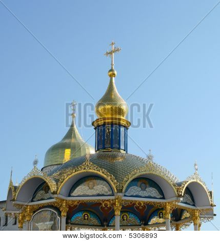 Domes Of Churches